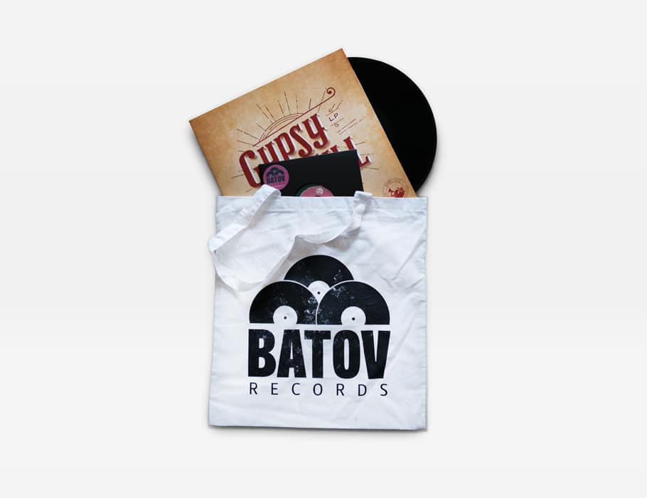 Batov Records - Vinyl Deluxe Pack