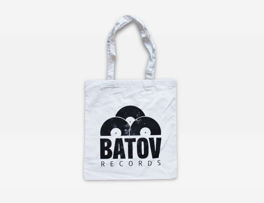 Batov Records - Tote Bag