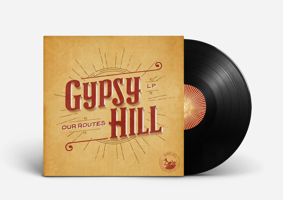 Gypsy Hill - 'Our Routes' - 12