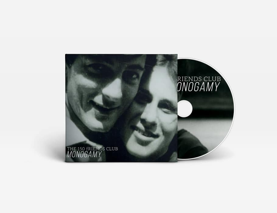 The 150 Friends Club - 'Monogamy' - CD