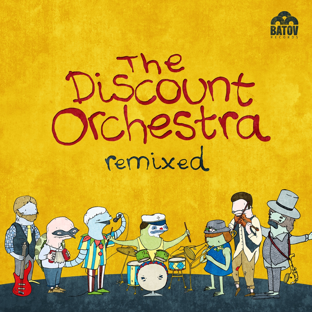 The Discount Orchestra - Discount Orchestra Remixed 3