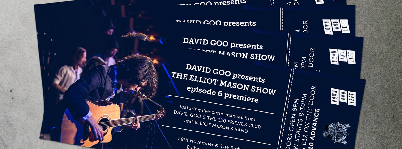 David Goo Presents 'The Elliot Mason Show, Episode 6' Premiere 1