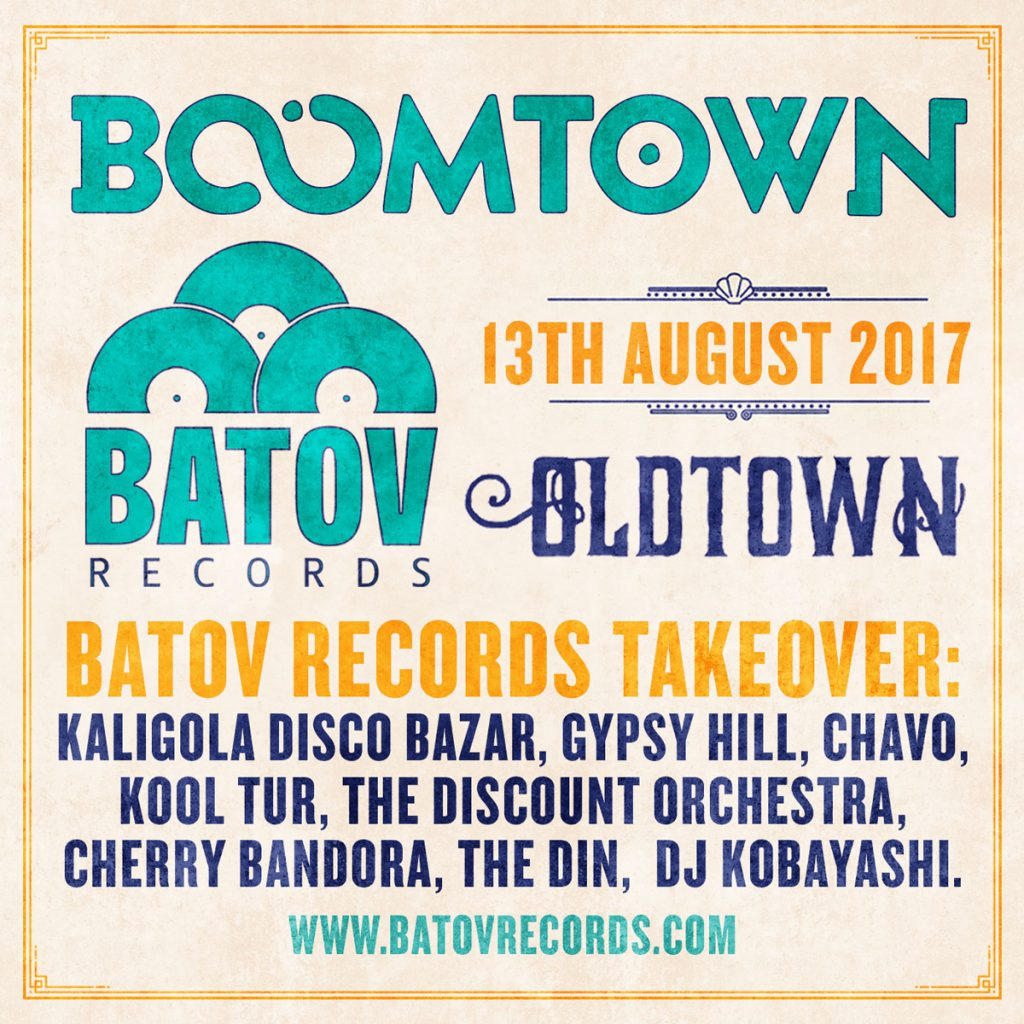 Batov Records at Boomtown (Chapter 9)