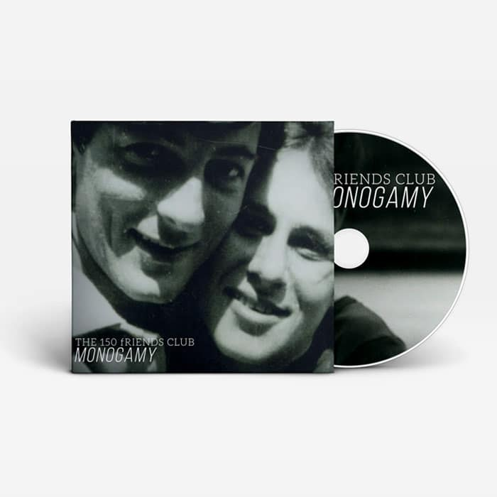 The 150 Friends Club - Monogamy (CD) 1