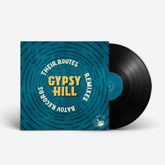 "Gypsy Hill - Their Routes Remixes (Vinyl 12"") 2"