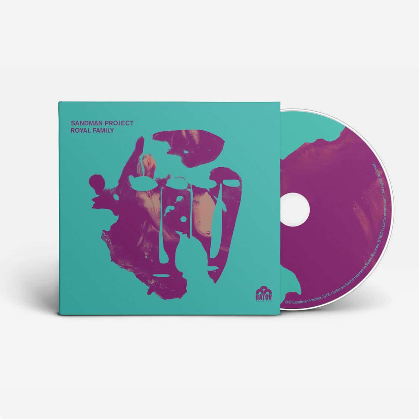 Sandman Project - Royal Family (CD) 5