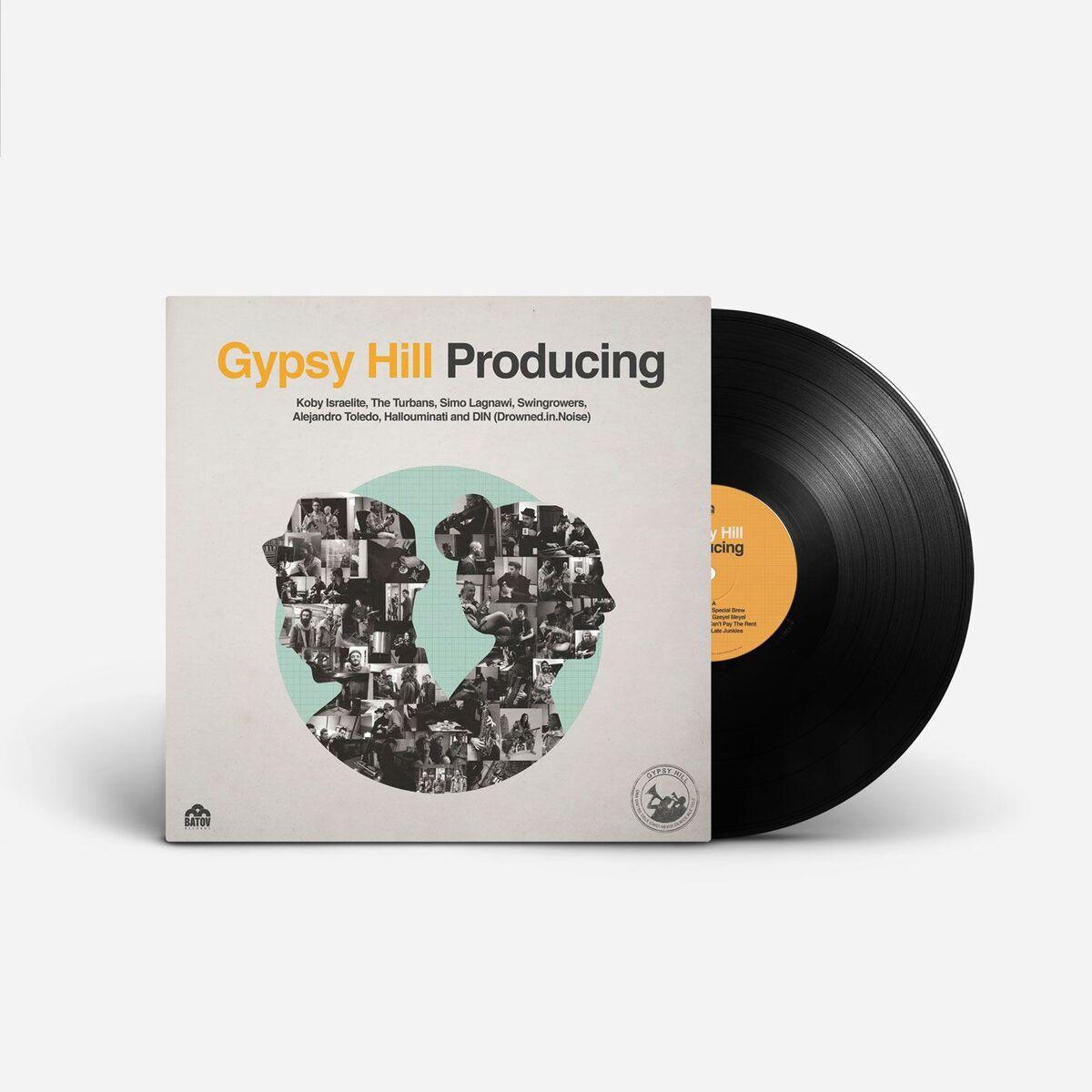"Gypsy Hill – Producing (Vinyl 12"") 1"
