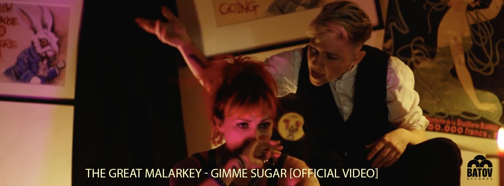 The Great Malarkey - Gimme Sugar