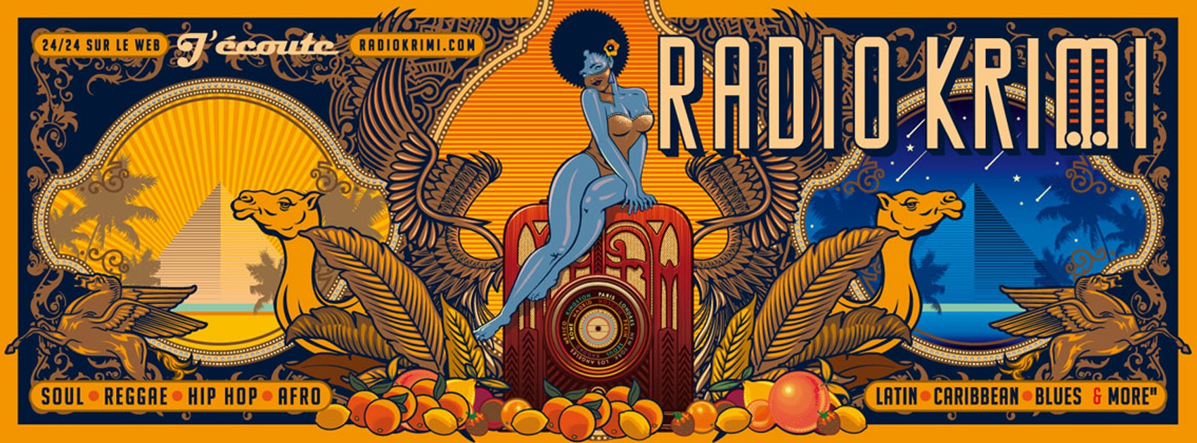 Radio Krimi - El Khat