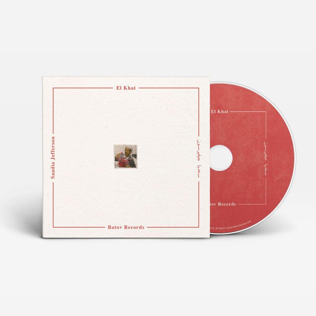 El Khat Saadia Jefferson CD