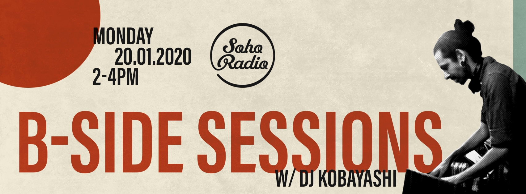 Soho Radio B-side sessions