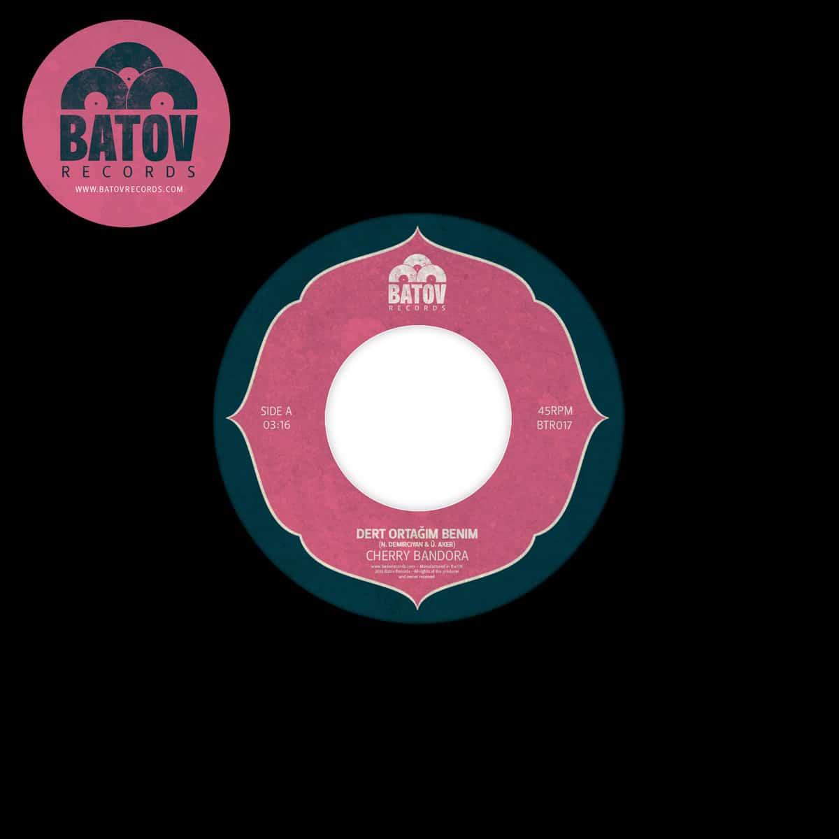 Cherry Bandora - Dert Ortagim Benim Cover Digital