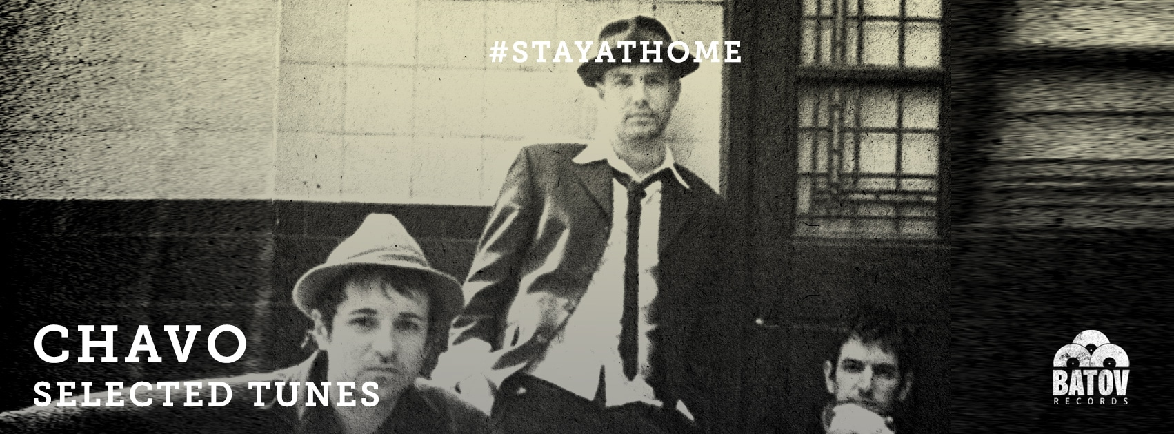 A handpicked selection of stay at home songs from Chavo