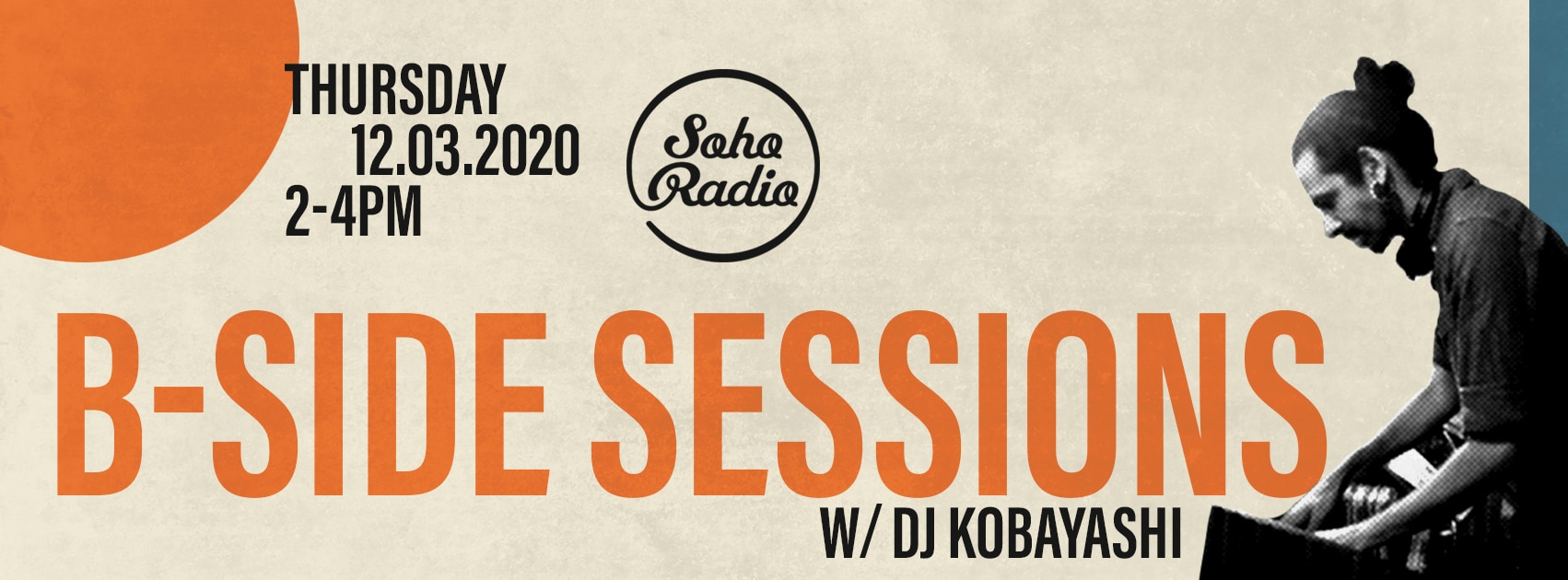 Kutiman and more B-side Sessions on Soho Radio