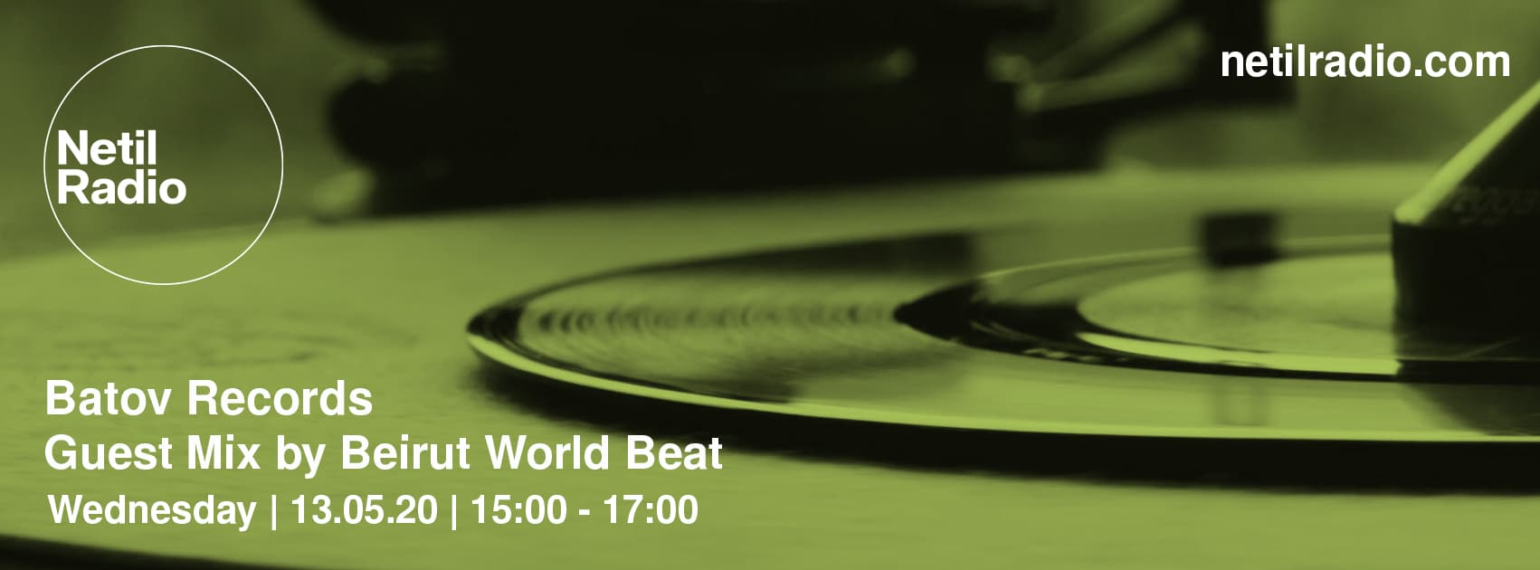 Beirut World Beat on Netil Radio