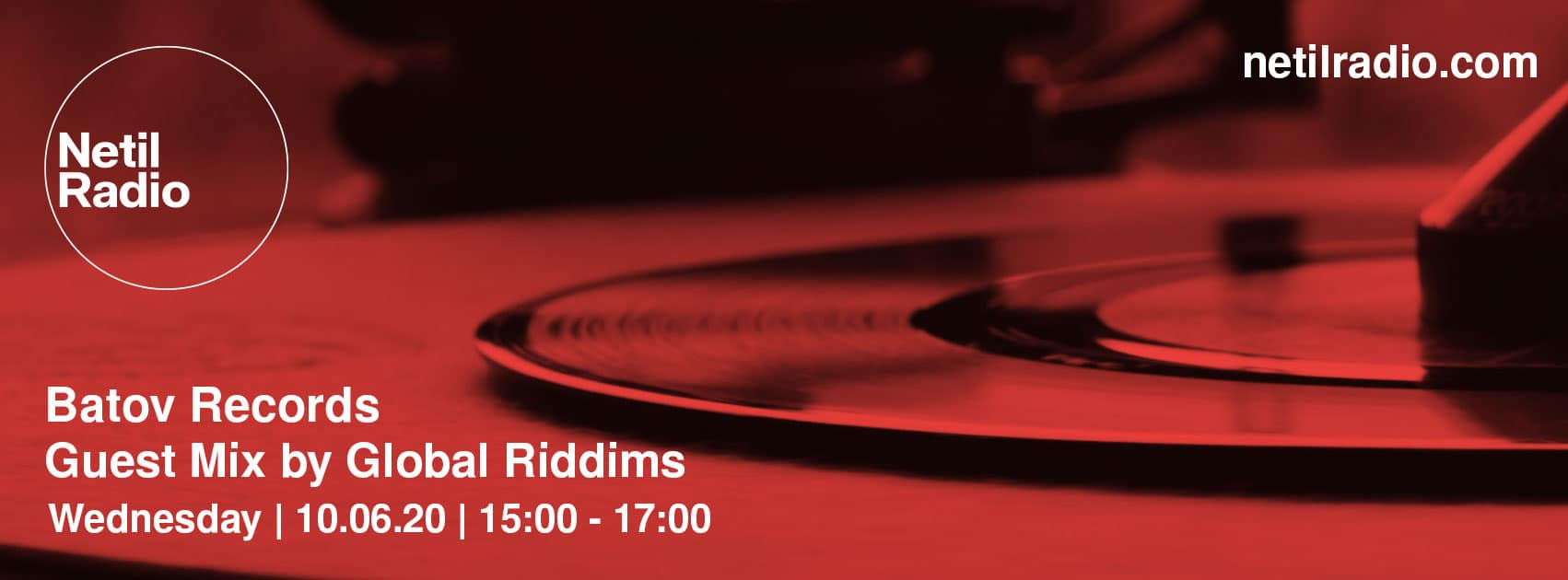 Global Riddims on Netil Radio (10/06/20)