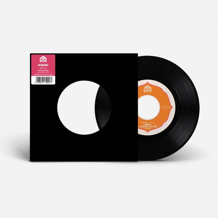 Romano Cover Vinyl