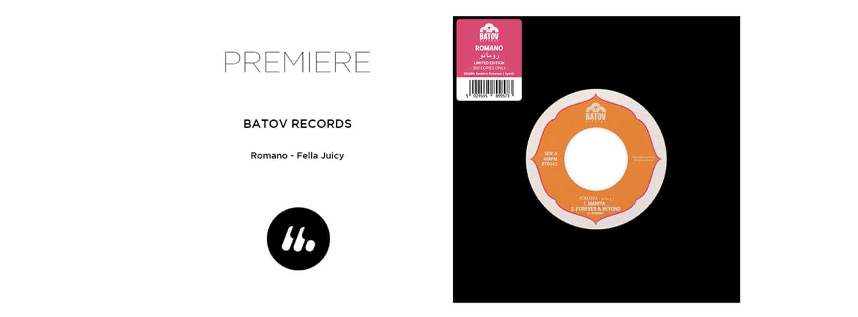 Romano - Fella Juicy (Batov Records) | Le Mellotron Premiere