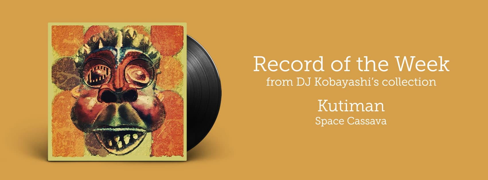 Record of the Week - Kutiman
