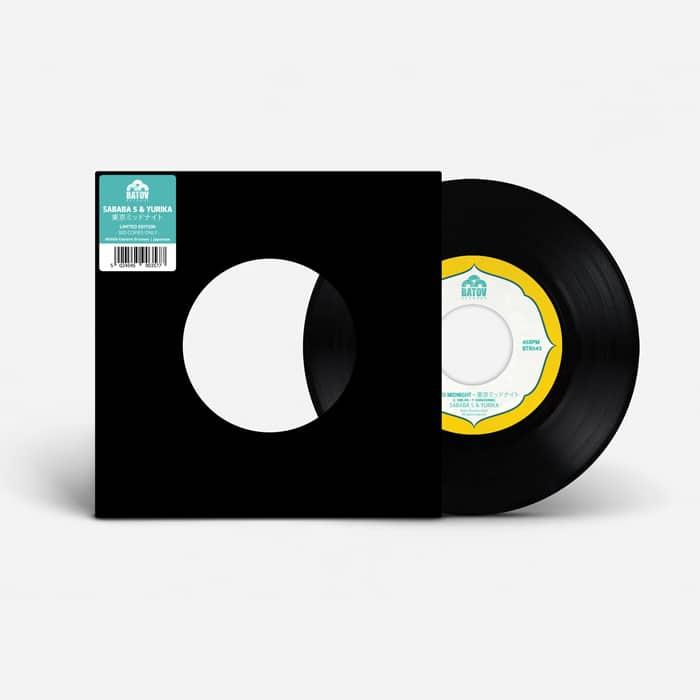 Sababa 5 Tokyo Midnight Cover Vinyl