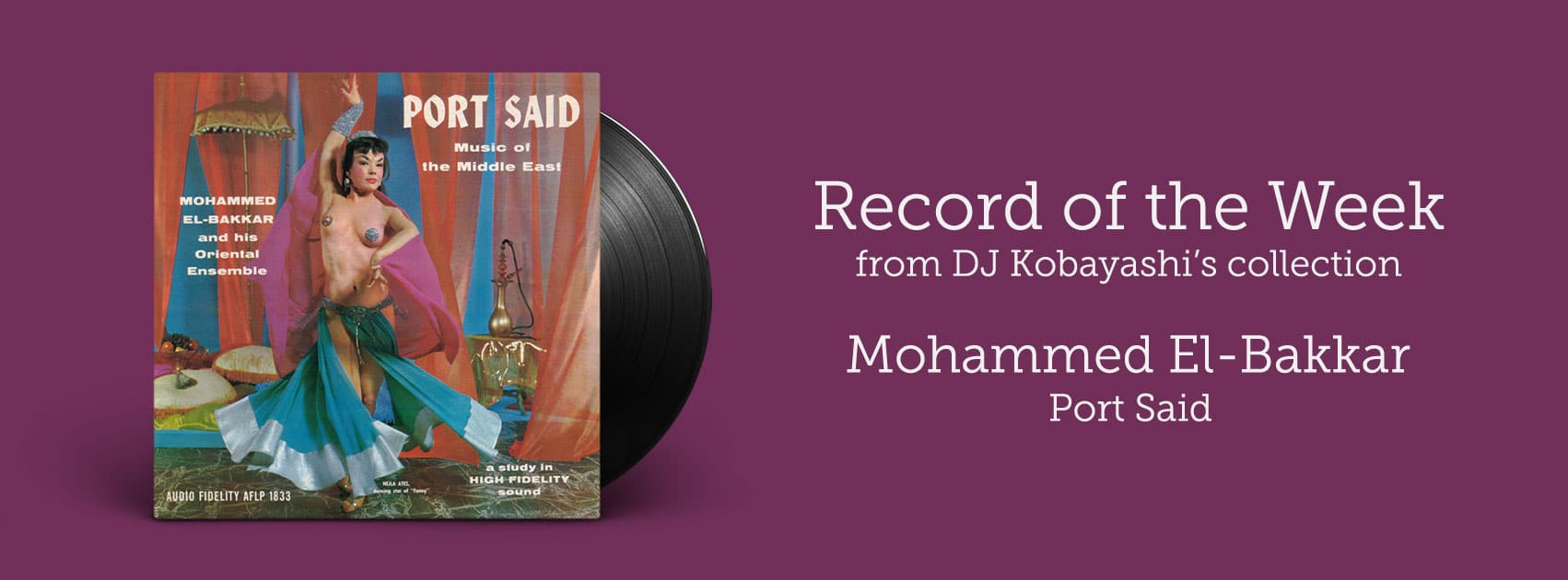 mohammed-el-bakkar - port said - Music from the Middle East
