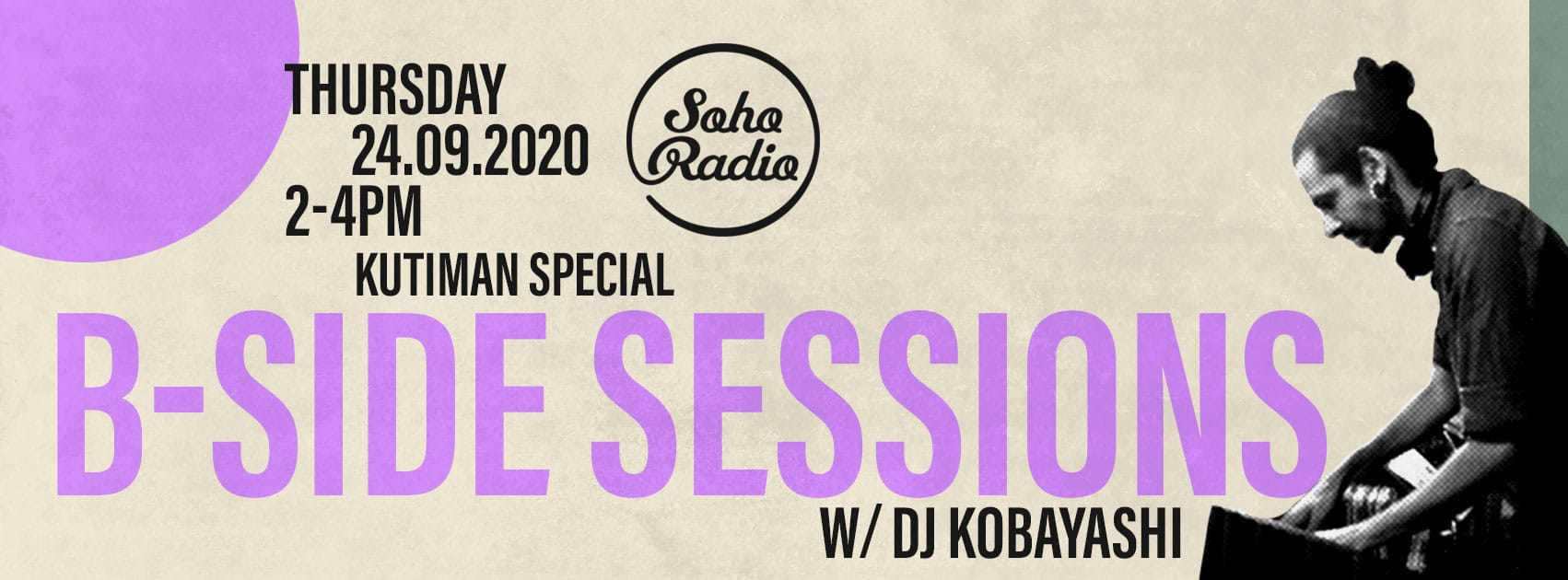 Kutiman Special on soho radio