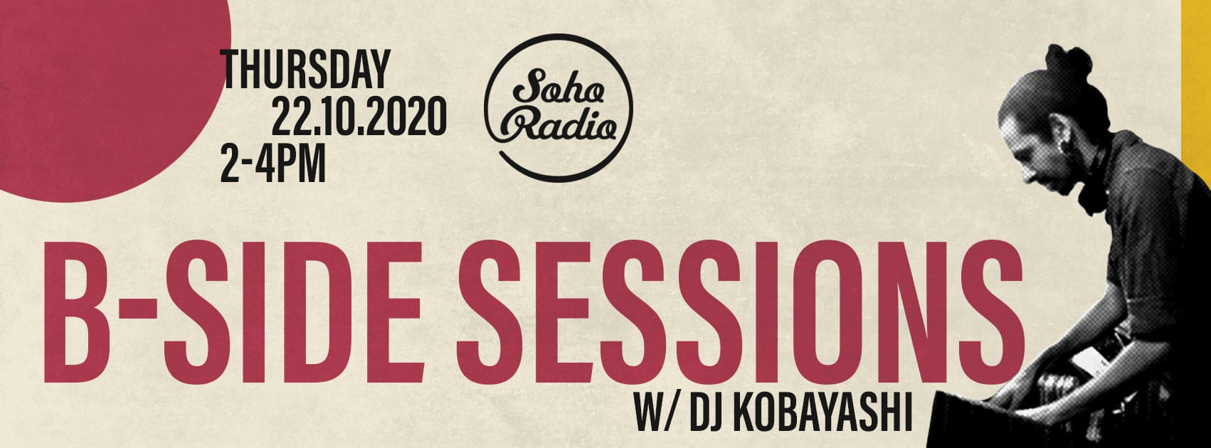 Kibrom Birhane on Soho Radio