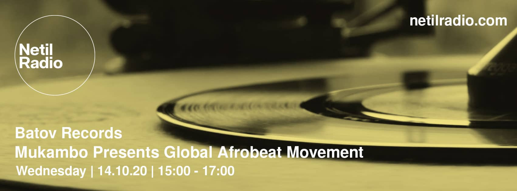 Mukambo Presents Global Afrobeat Movement