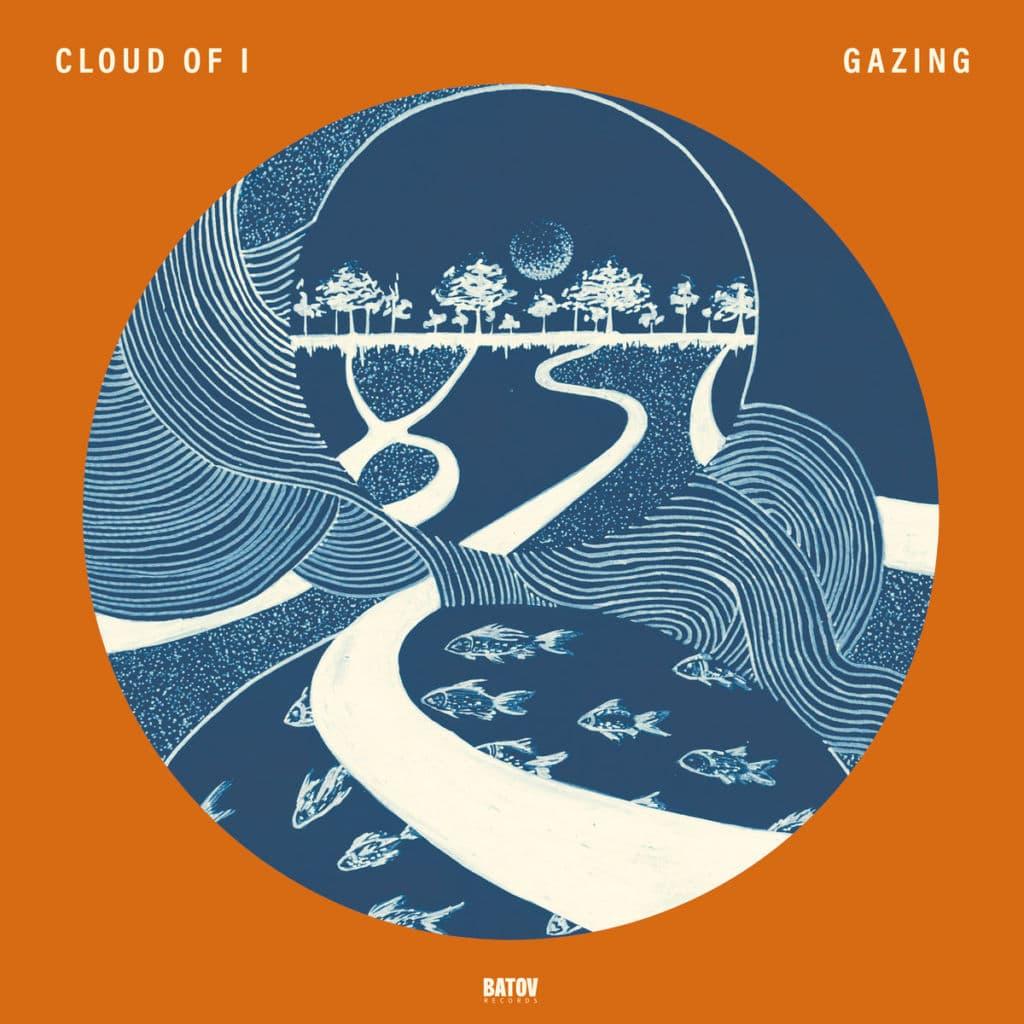 Cloud Of I - Gazing Cover Digital